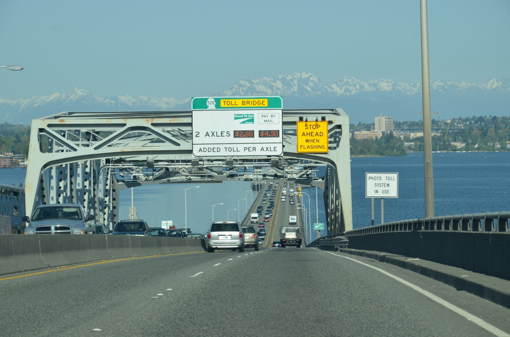520 Bridge Toll Gantry